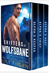 Shifters of Wolfsbane (The Complete Boxed Set) Kindle Edition