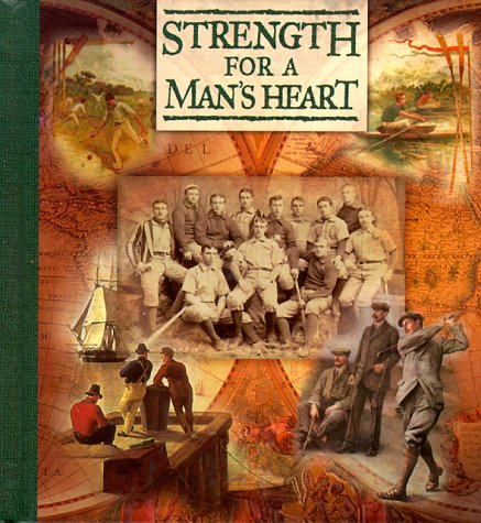 Strength for a Man's Heart PDF