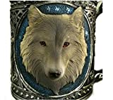 Stainless Steel wolf head Cup/Mug For 3D Design Halloween Cup