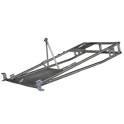 Azusa Go-Kart Frame w/Steering Hoop