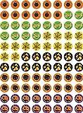 Creative Teaching Press Halloween Hot Spots Stickers (7170)
