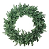 Northlight Coniferous Mixed Pine Artificial Christmas Wreath, 30'', Green