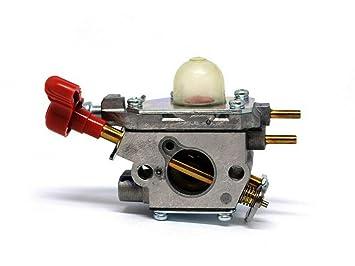 HS PARTS Carburador para desbrozadora Troy Bilt TB2040XP, TB2044XP ...