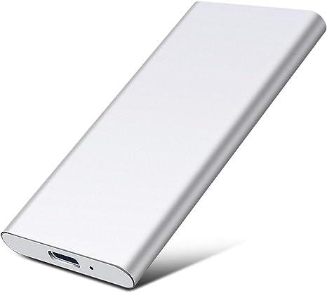 MacBook USB3.1 Type C Externe Festplatte f/ür PC 1TB,Schwarz Xbox One Mac Externe Festplatte 1tb