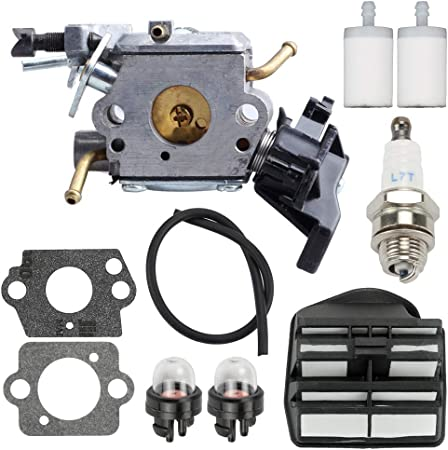 Carburetor Carb 506450401 for Husqvarna 445 /& 450 Chainsaw Chain Saw Gas Engines