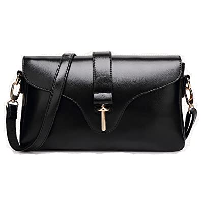 fb8fe07c15b9 My.Monkey Womens Korean Style Bowknot Crossbody Bag Small Handbag ...