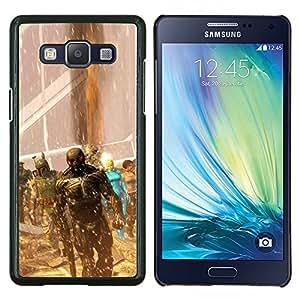 Funda para Smartphone carcasa rígida cubierta protectora para Samsung Galaxy A5 A5000/funda TECELL Store/para videojuegos de dibujos de superhéroes de