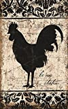 Cheap The Stupell Home Decor Collection Le Coq Chateau Kitchen Wall Plaque