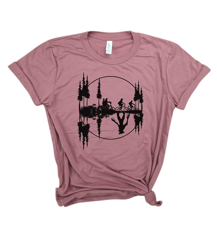 Stranger Things The Upside Down Logo T-Shirt