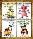 Quatro Fantásticas Histórias para Crianças de 3 a 6 Anos (Portuguese Edition)
