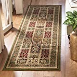 Cheap Safavieh Lyndhurst Collection LNH217A Traditional Multi and Green Runner (2'3″ x 8′)