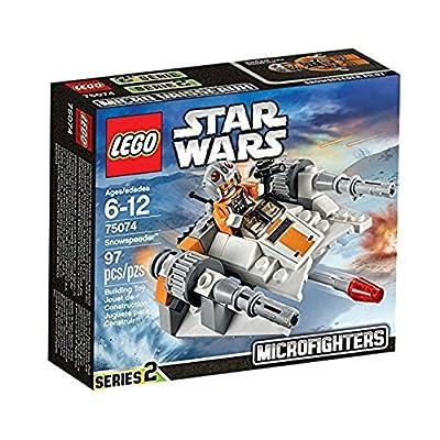 LEGO Star Wars 75074 Snowspeeder: Toys & Games