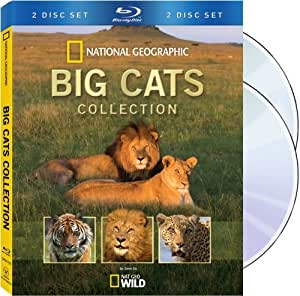 Big Cats Collection [Blu-ray]
