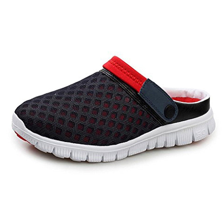 Zuecos De Playa Piscina Verano Zapatillas Antideslizante Calzado Deportivo Running Unisex Mujer