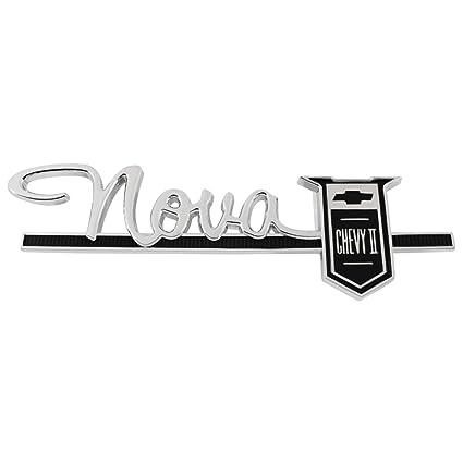 Amazon com: Trim Parts 3022 Fender Emblem (1963 Chevy II
