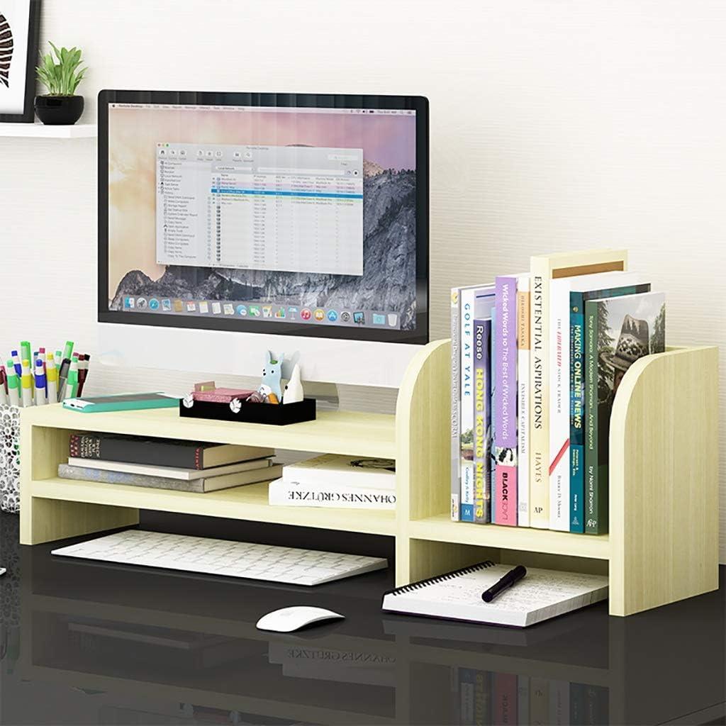 El Soporte del Monitor, Puede Pegar en PC/portátil/proyector/TV ...