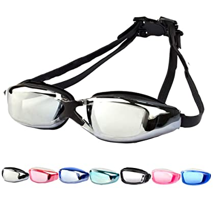 1c32834fbeb6 Amazon.com   JIE Nearsighted Swimming Goggles (-1.5 to -7.0)