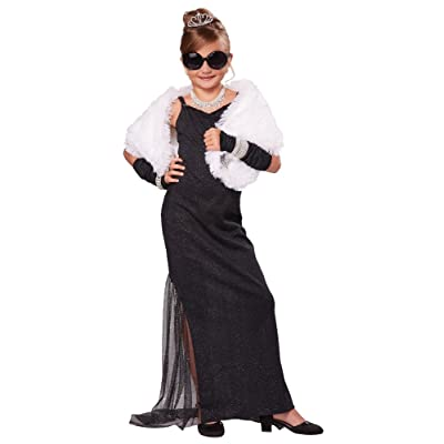California Costumes Hollywood Diva Costume, One Color, 4-6: Toys & Games