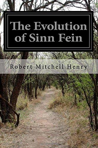 Download The Evolution of Sinn Fein PDF
