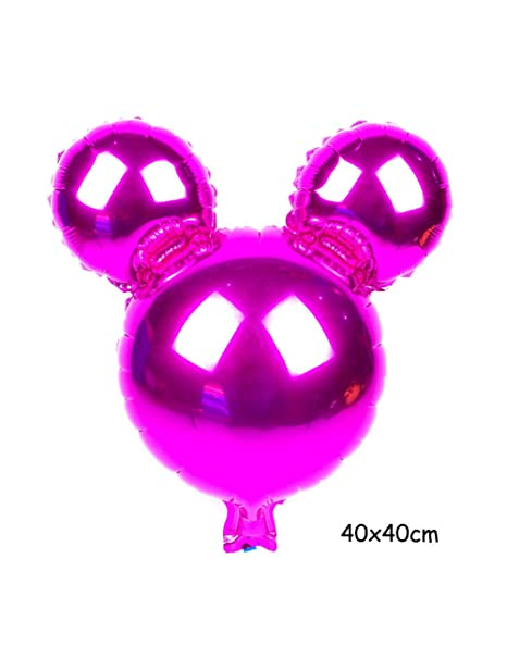 WSJQQ 112 Cm Gigante Minnie Mickey Fiesta De Cumpleaños ...