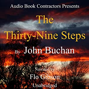The Thirty-Nine Steps Hörbuch