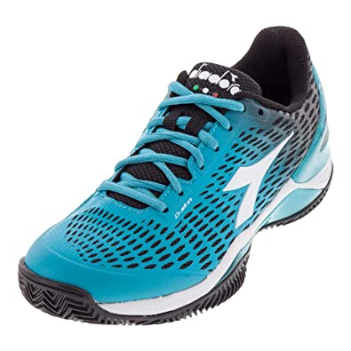 2528250e Diadora Womens Speed Blushield 2 Ag Tennis Athletic Shoes,