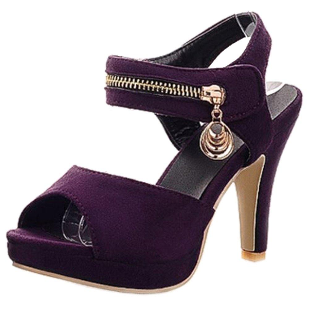 Chicmark B01F3FNGNO , Fashion Chicmark Femme Violet Violet 756de50 - reprogrammed.space