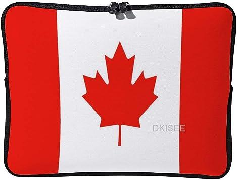 13 Inch Laptop Sleeve Resplendent Canadian Canada Flag