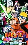 Naruto Shippuden, tome 5 : La Légende de la Pierre de Guelel par Kishimoto