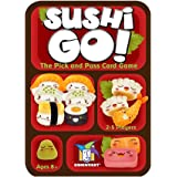 Table Board Card Game Sushi Go Party Family Fun Parent-child Toy Educational Puzzle Games