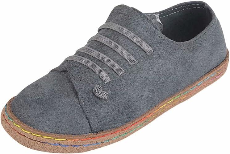 Zerototens Women Ladies Soft Flat Shoes