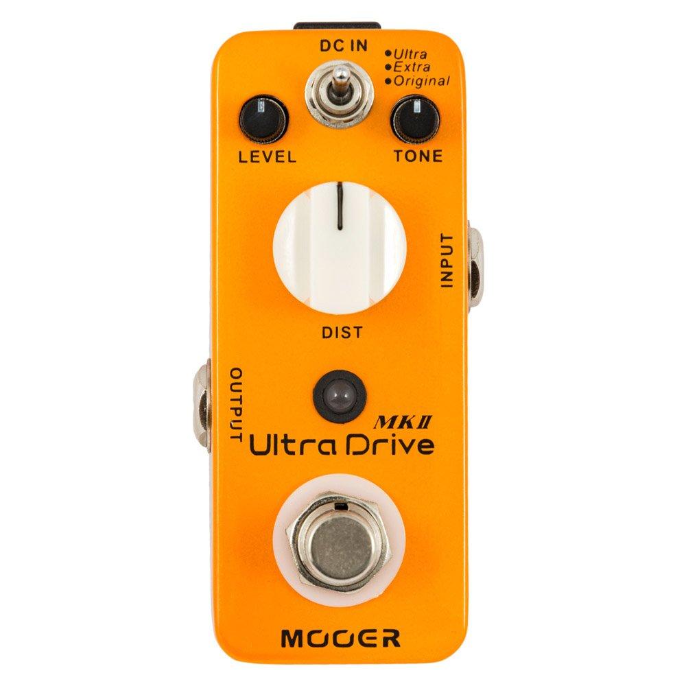 Mooer Ultra Drive MKII–Effektpedal Suprovox