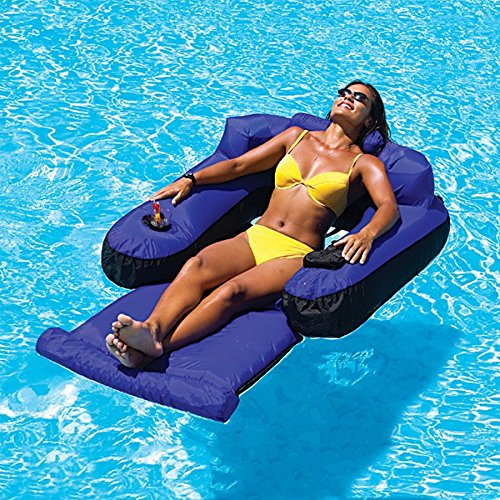 Eclipse Hot Tub (Eclipse Collection Ultimate Floating Lounger (4' 6