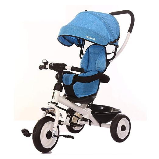 nnuu Silla De Paseo Plegable Y Liviana para Bebé, Bicicleta De ...