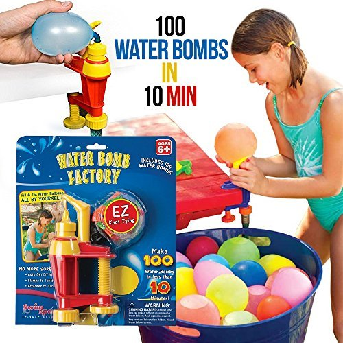 GAME 4407 Water Bomb Factory