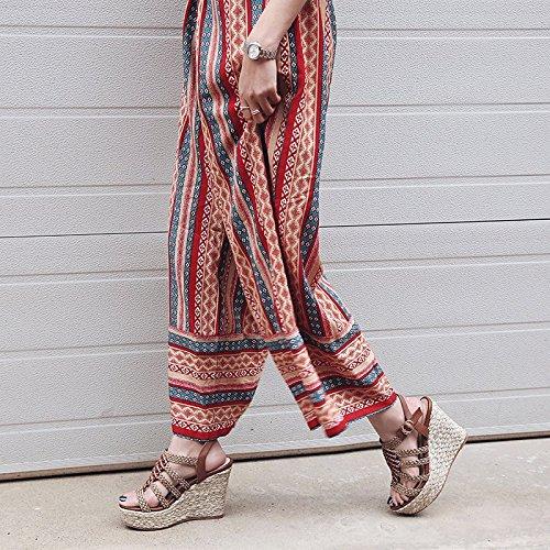 Donna Sandals Scarpe Lady Apricot Straw Bohemia Toe Open Wedge Summer Gtyw Style Ethnic Estiva Romana Platform tqIx7FwF