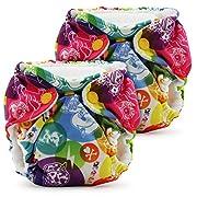 Lil Joey Newborn All In One Cloth Diaper (2 Pack) - tokiCorno