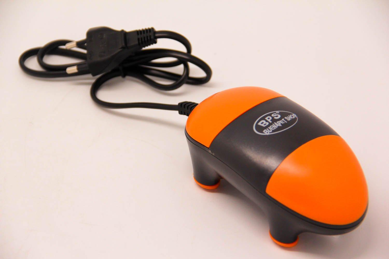 BPS R Bomba Aire Oxigenador Compresor Incluye Manguera y difusor de Aire