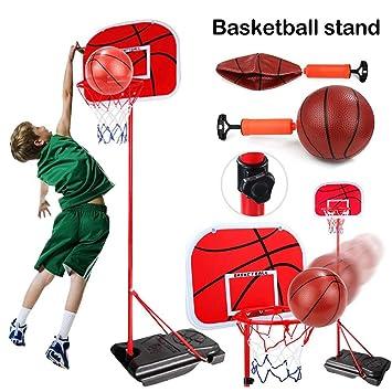 LYH Canasta Baloncesto Infantil Bases De Baloncesto para ...