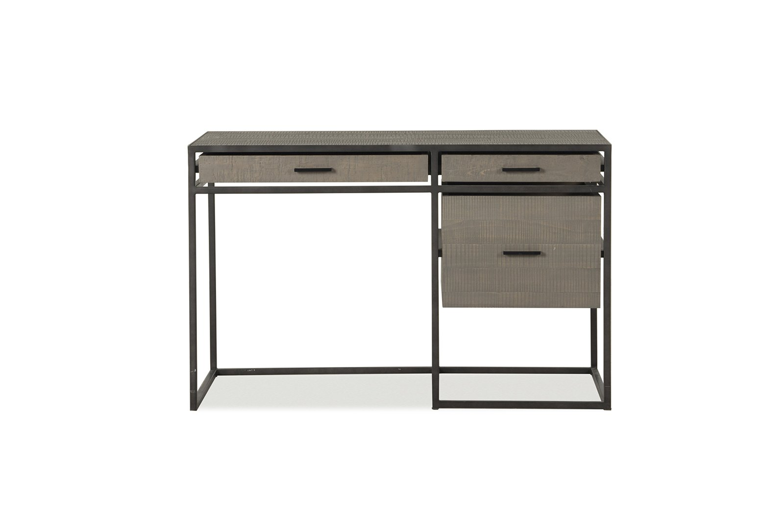 Flamant Grenoble Desk, Drifted Pine by Flamant