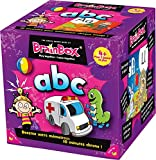 Asmodee 93320 - Brain Box - ABC - Jeu Enfants