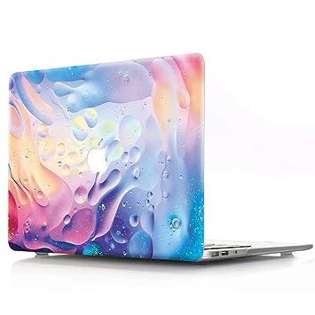 AQYLQ Funda Dura MacBook Pro 13 Pulgadas (Unidad de CD) A1278, Acabado Mate Ultra Delgado Carcasa Rígida Protector de Plástico Cubierta, SW-17 ...
