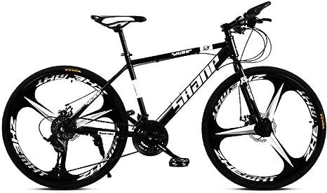 MUYU Bicicleta montaña 21 velocidades (24 velocidades, 27 ...