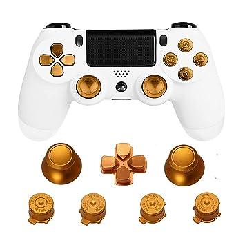 Amazon.com: Empuñaduras para el pulgar para controlador PS4 ...