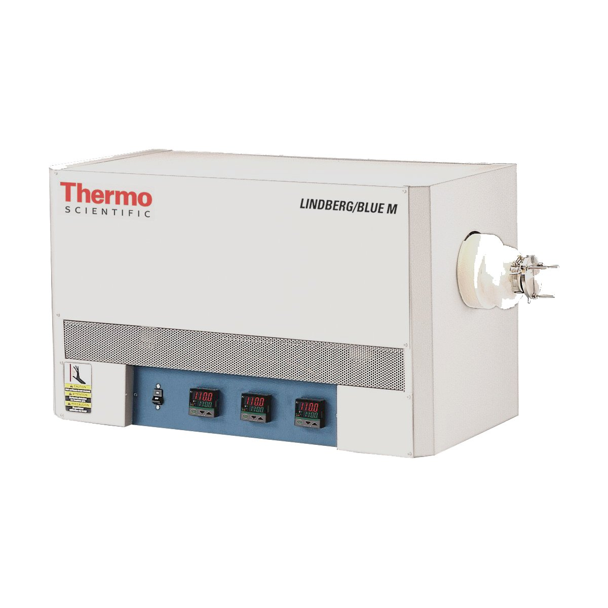 Thermo Scientific STF55666C Lindberg/Blue M 1, 100 Degree C Digital Tube  Furnace with 36-Inch Heated Zone and 3 to 6-Inch Tube O.D, Includes  Integrated ...