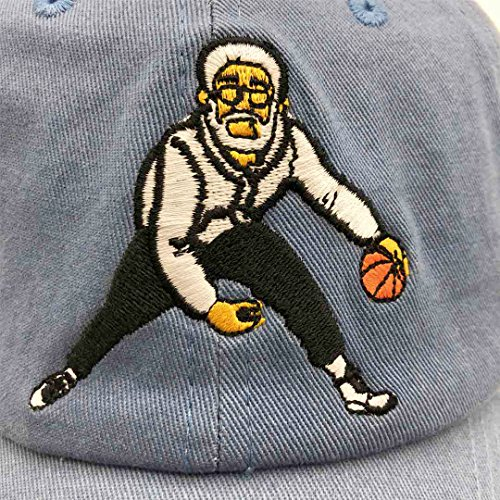44848d61 Shengyuan Lin SY Baseball Cap Uncle Drew Kyrie Embroidered Dad Hats  Adjustable Snapback Cotton Unisex Denim. Denim
