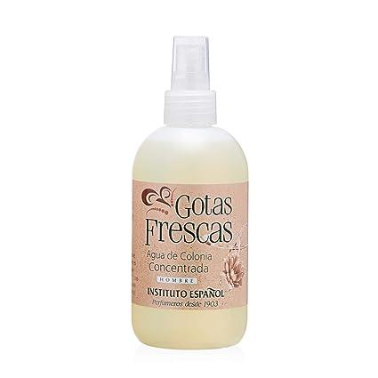 Gotas Frescas Agua de Colonia para Hombre - 250 ml: Amazon ...