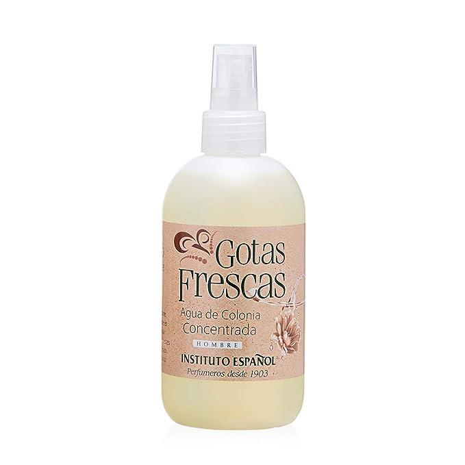 Amazon.com: Instituto Español - Mens Perfume Gotas Frescas ...