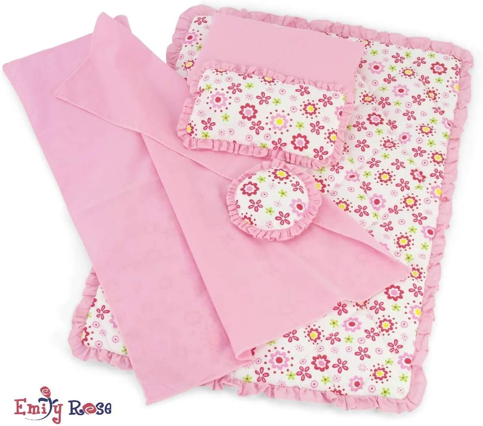 SOFT !! Doll Blanket /& Matching Pillow My Life Our Generation American Girl