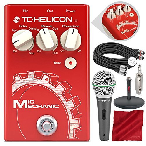 TC-Helicon Mic Mechanic 2 Vocal Toolbox Effects